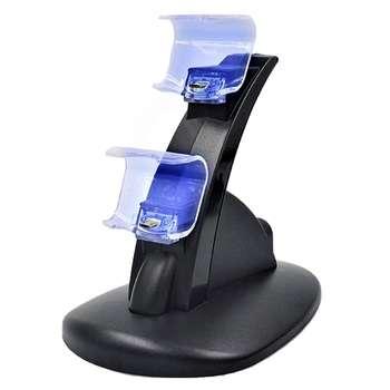 پایه شارژر یو اس بی مناسب دسته پلی استیشن 4