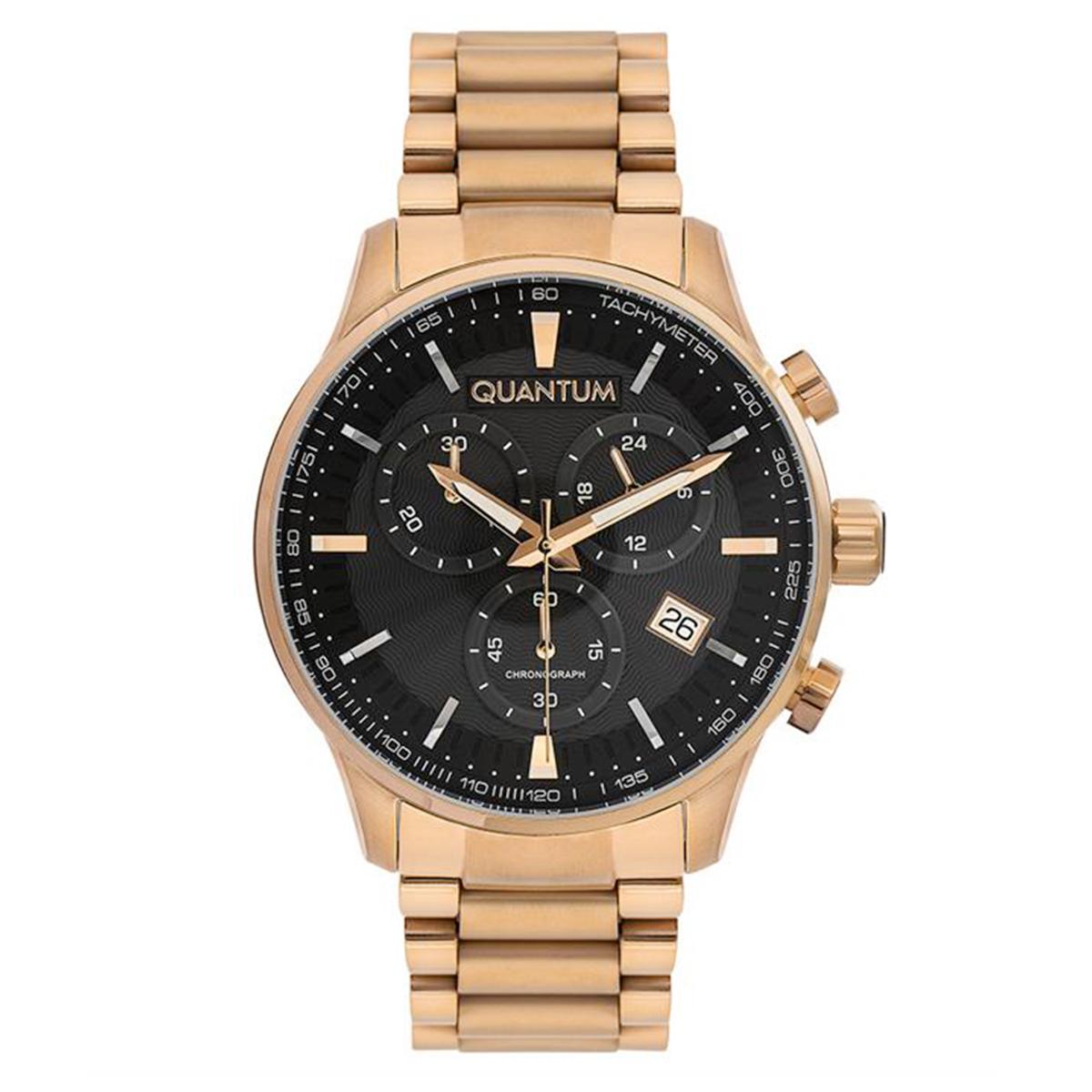 قیمت                      ساعت مچی عقربه ای مردانه کوانتوم مدل ADG894.450