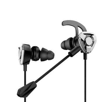 تصویر هندزفری تسکو مدل TH 5053 میکروفون خلبانی TSCO TH 5053 gaming stereo earphone