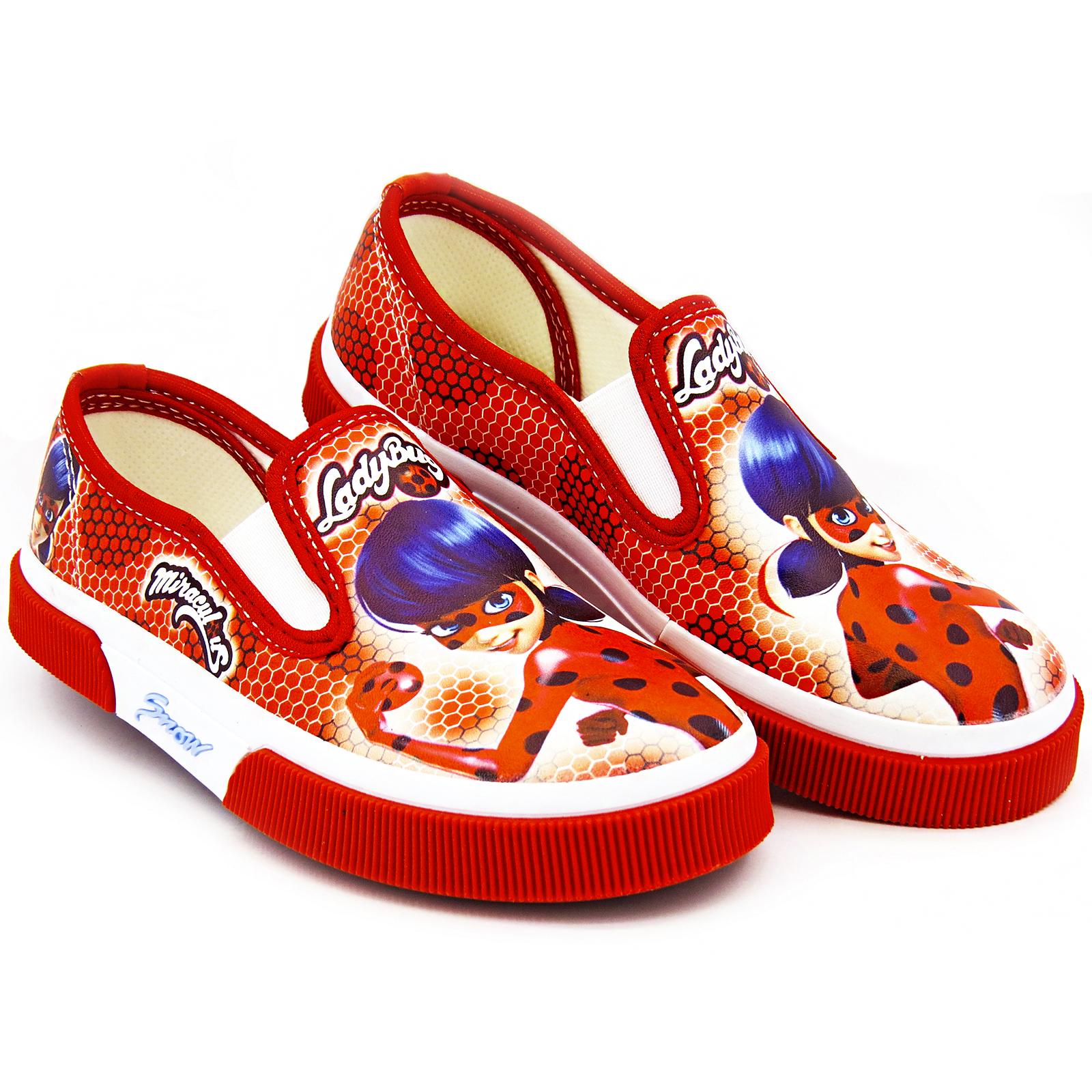 خرید                                      کفش  دخترانه رشد طرح دختر کفشدوزکی