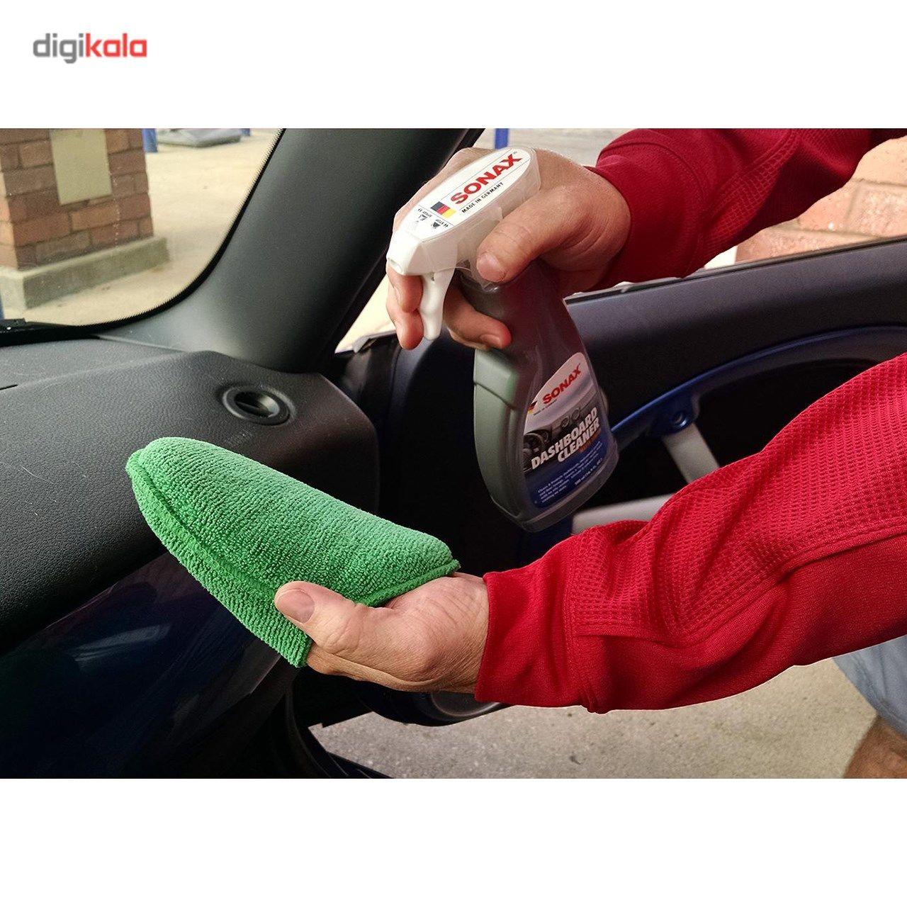 پد تمیز کننده قطعات پلاستیکی خودرو سوناکس مدل 417200 main 1 7