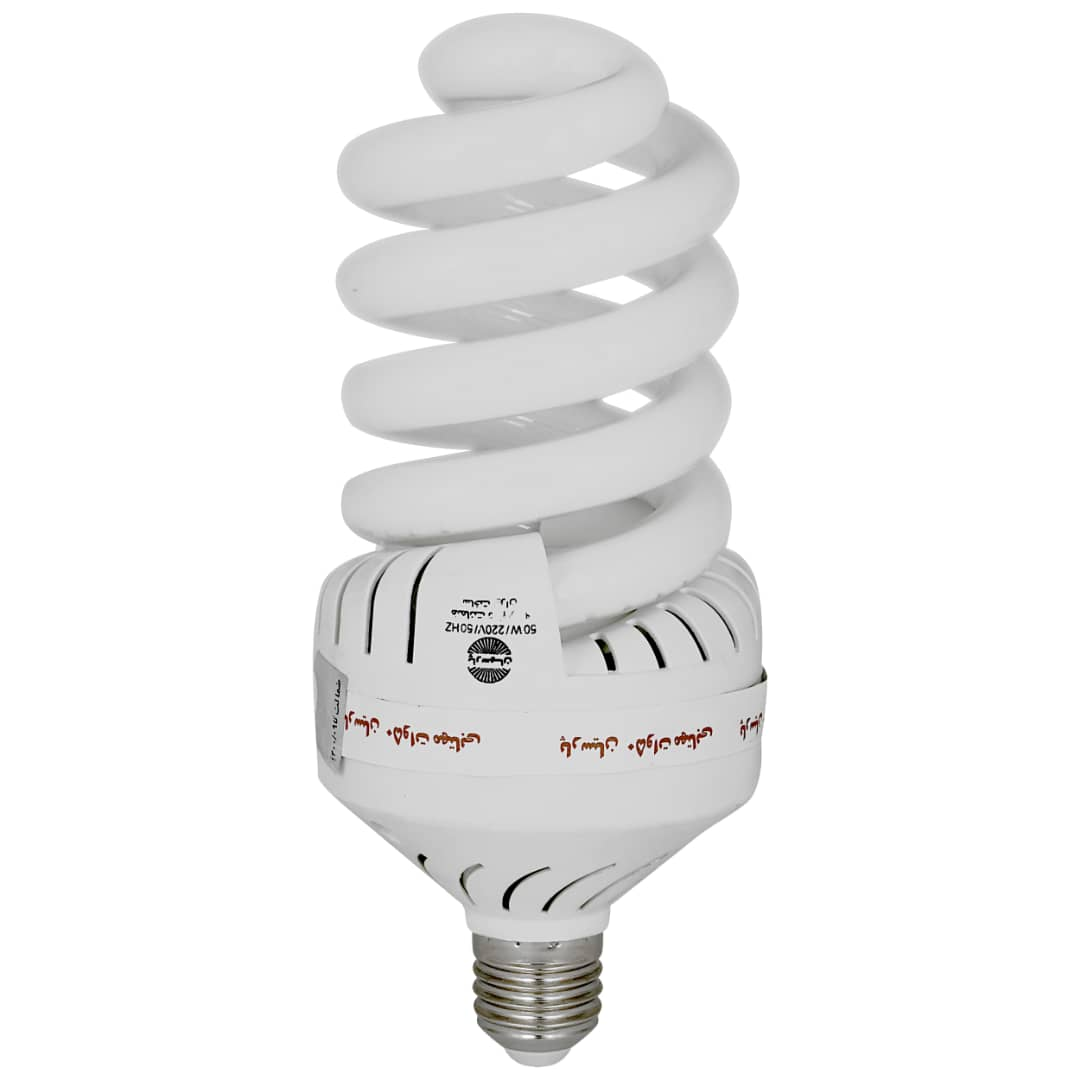 لامپ کم مصرف 50 وات پارسیان مدل 760 پایه E27