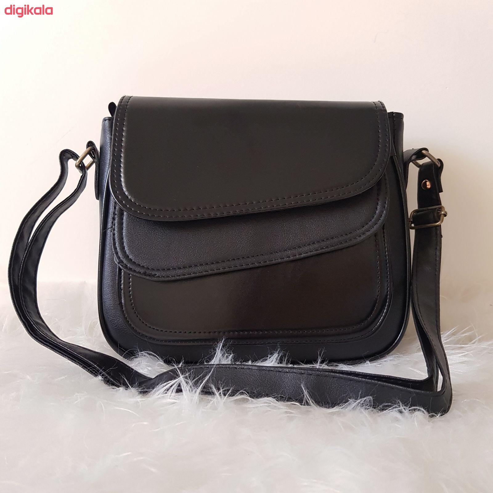 کیف دوشی زنانه مدل 2PK main 1 8