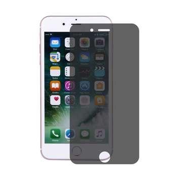 محافظ صفحه نمایش شیشه ای مدل Privacy مناسب برای گوشی موبایل اپل آیفون 6s Plus/6 plus