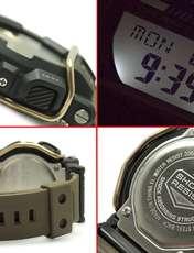 ساعت مچی عقربه ای مردانه کاسیو جی شاک مدل GD-400-9DR -  - 2