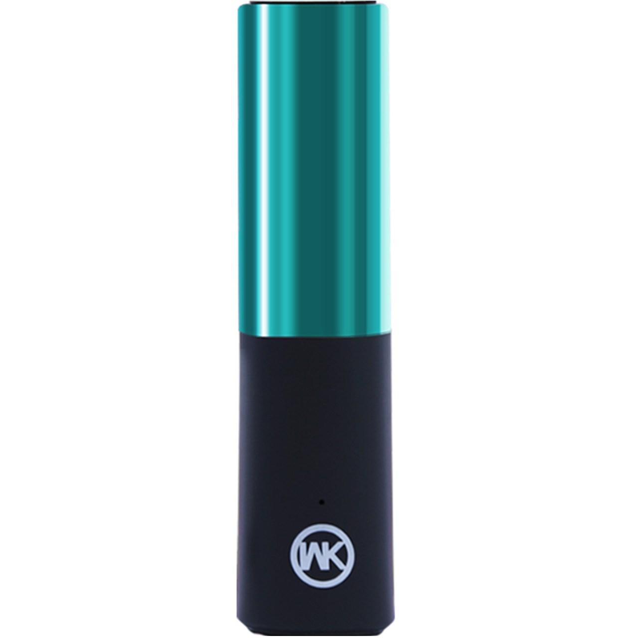 قیمت شارژر همراه دبلیو کی مدل lipstick با ظرفیت 2400 میلی آمپر ساعت