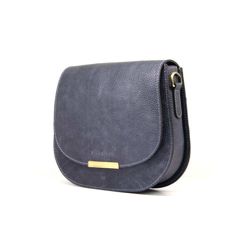کیف دوشی زنانه چرم آرا مدل d060 -  - 15