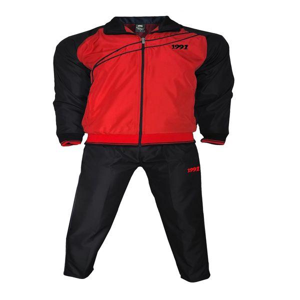 ست گرمکن و شلوار ورزشی مردانه 1991 اس دبلیو مدل GK1901 R