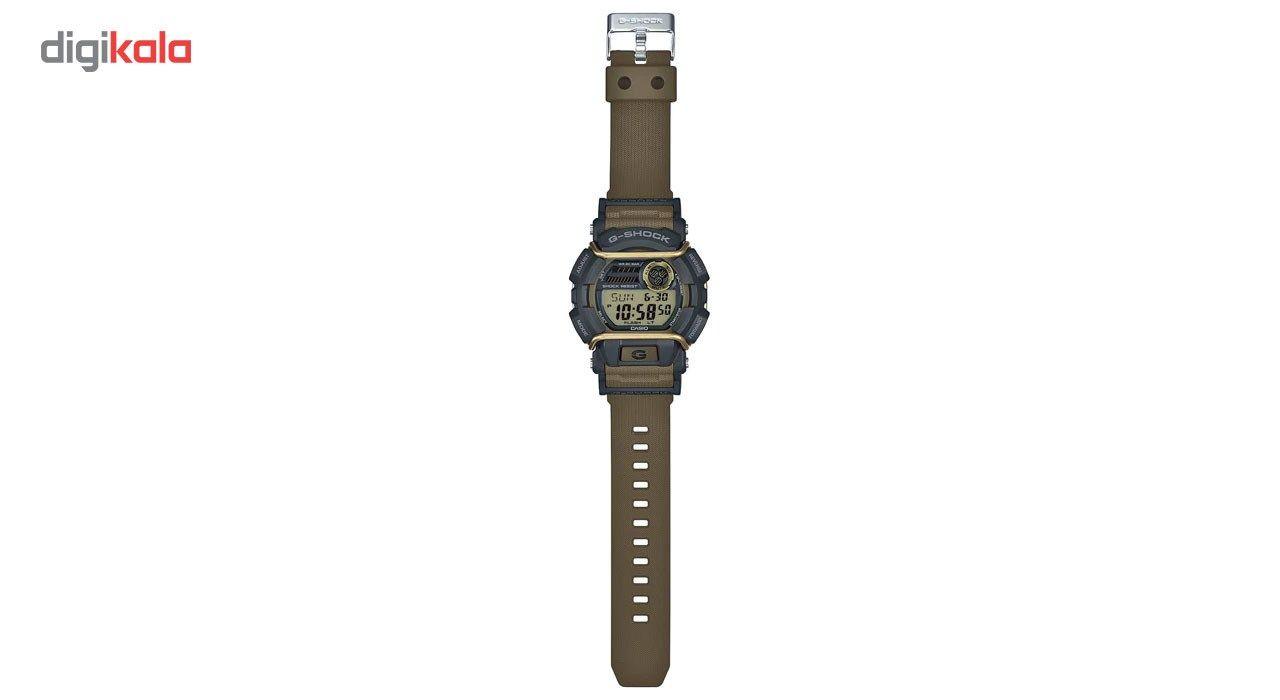 ساعت مچی عقربه ای مردانه کاسیو جی شاک مدل GD-400-9DR -  - 4