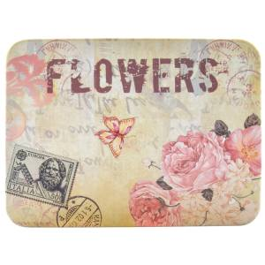 جعبه بالنا مدل Flowers سایز متوسط