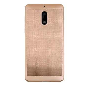 کاور مدل Hard Mesh مناسب برای گوشی موبایل نوکیا 6
