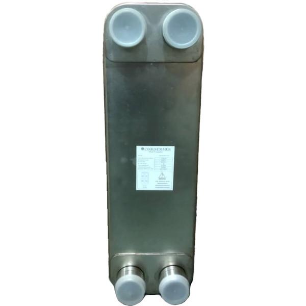مبدل حرارتی صفحه ای کول سامر مدل CS-PHE095-30P