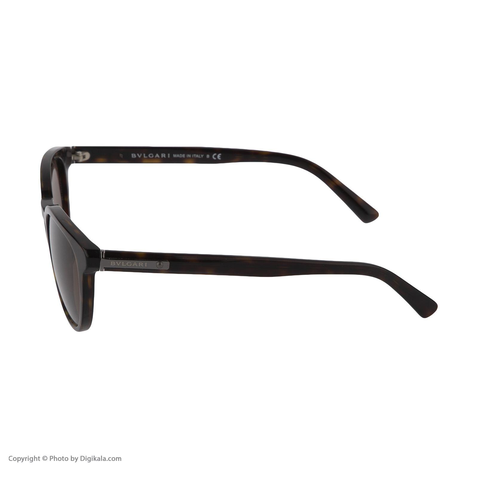 عینک آفتابی بولگاری مدل BV7019S 50473 -  - 6