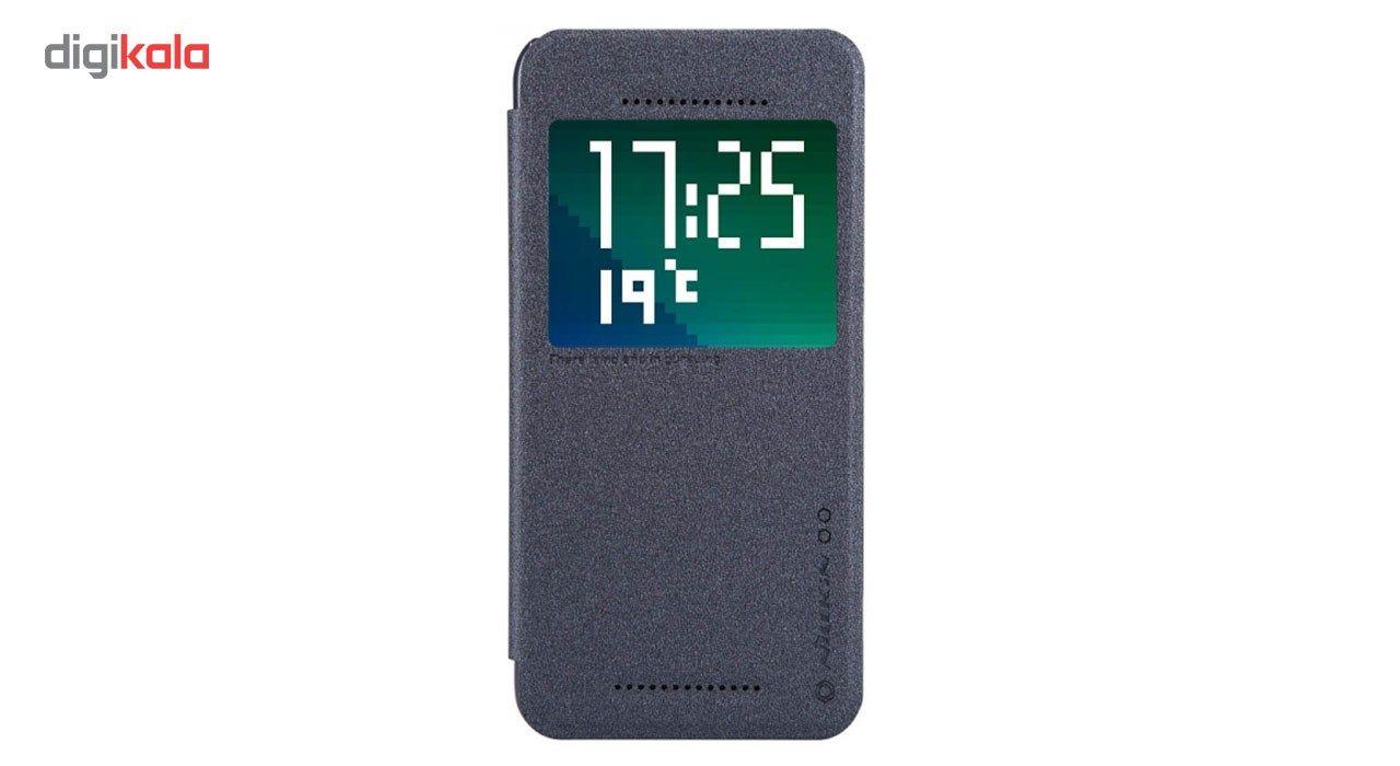 کیف کلاسوری نیلکین مدل New Leather Sparkle مناسب برای گوشی موبایل HTC Desire Eye main 1 1