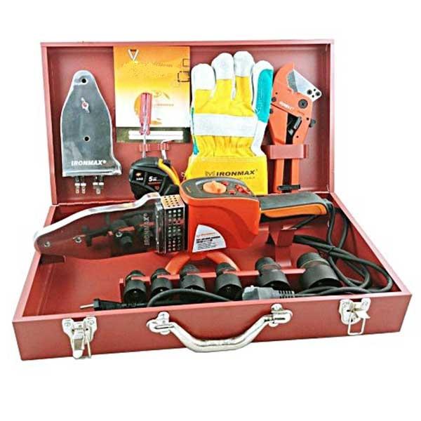 دستگاه جوش لوله پلیمری آیرون مکس مدل PW-IM 2200
