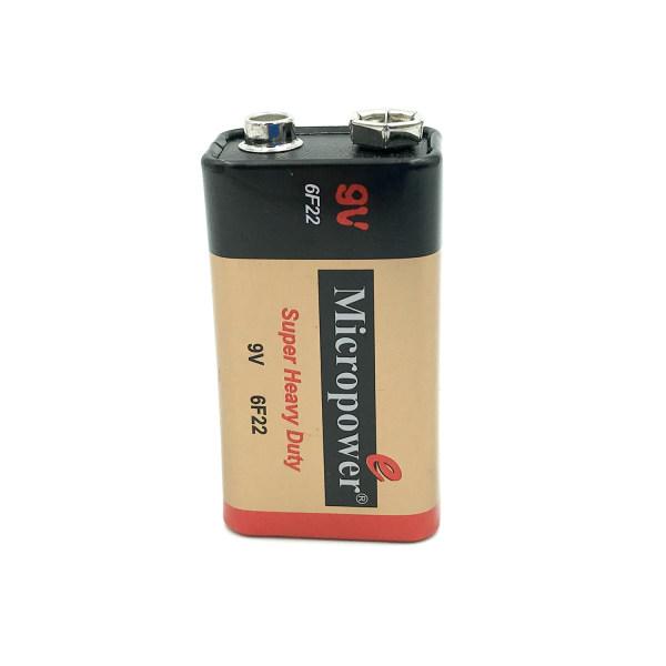 باتری کتابی میکروپاور کد 9