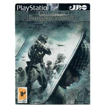 بازی MEDAL of HONOR مخصوص PS2