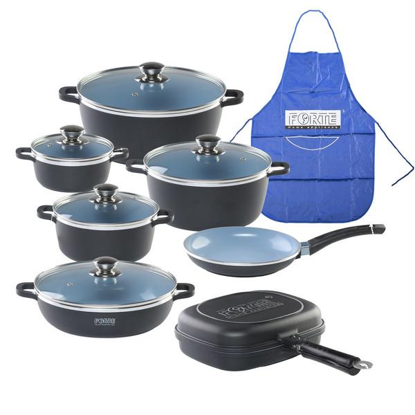 سرویس 14 پارچه پخت و پز فورته