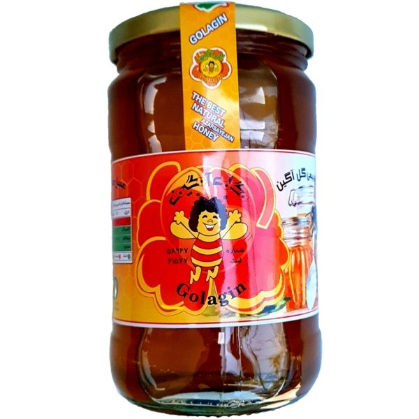 عسل چهل گیاه گل آگین - 900 گرم