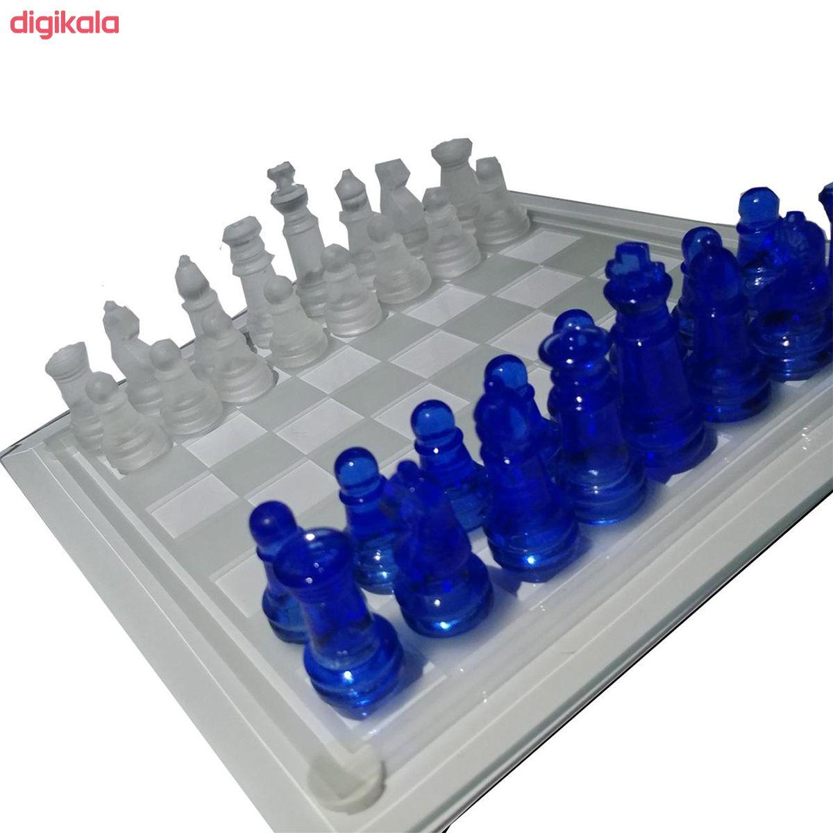 شطرنج شیشه ای