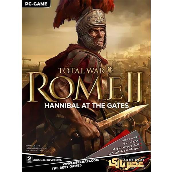 بازی کامپیوتری Total War Rome 2 Hannibal At The Gates