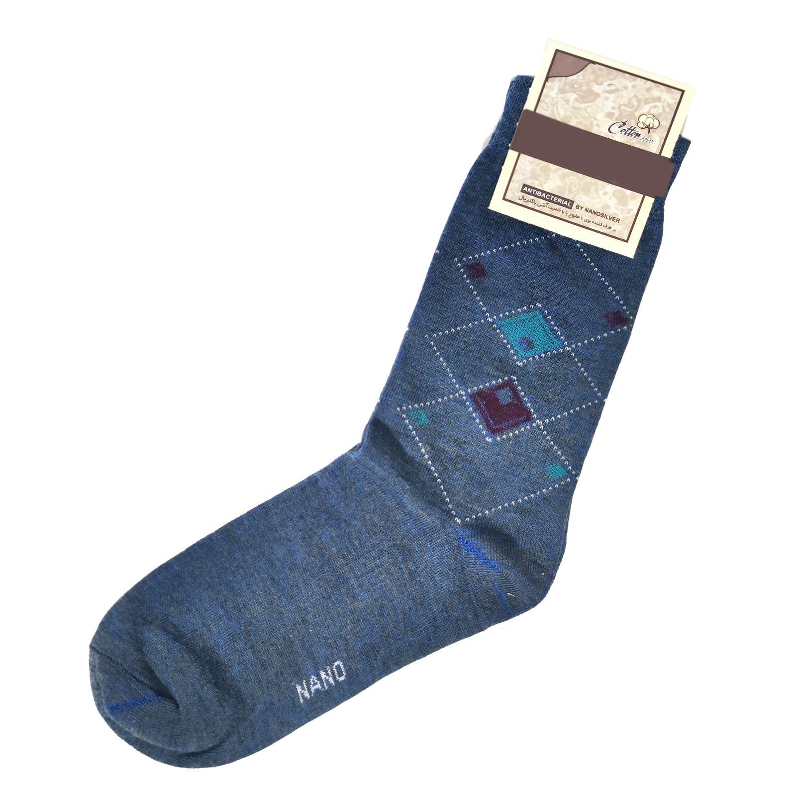 جوراب مردانه کد 210 -  - 3