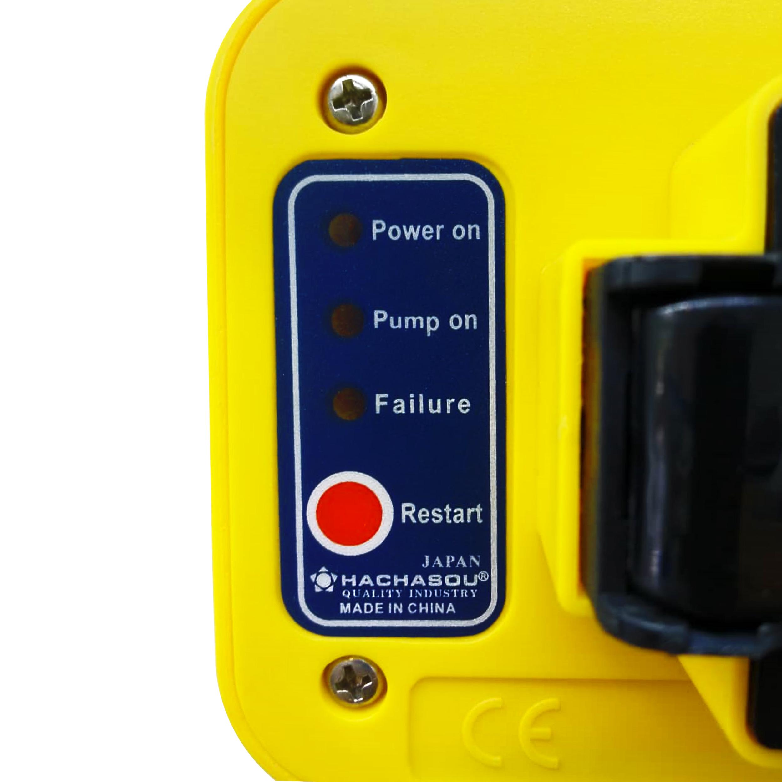 کلید کنترل اتوماتیک پمپ هاچاسو مدل vpc2030