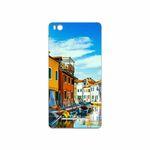 برچسب پوششی ماهوت مدل Venice City مناسب برای گوشی موبایل شیائومی Mi 4c