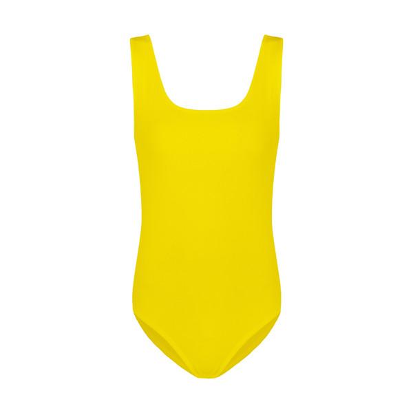بادی زنانه افراتین کد 9540 رنگ زرد