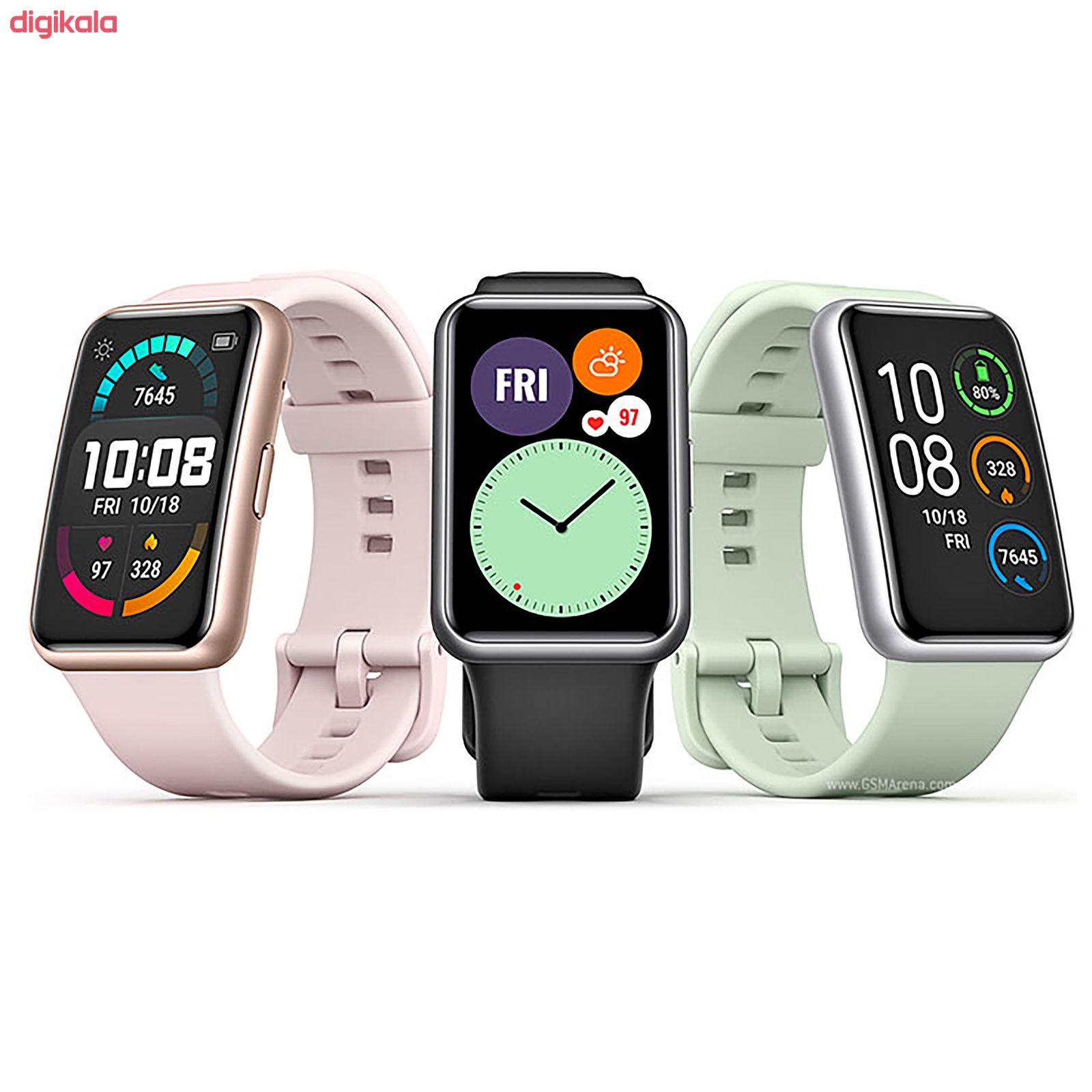 ساعت هوشمند هوآوی مدل WATCH FIT main 1 4