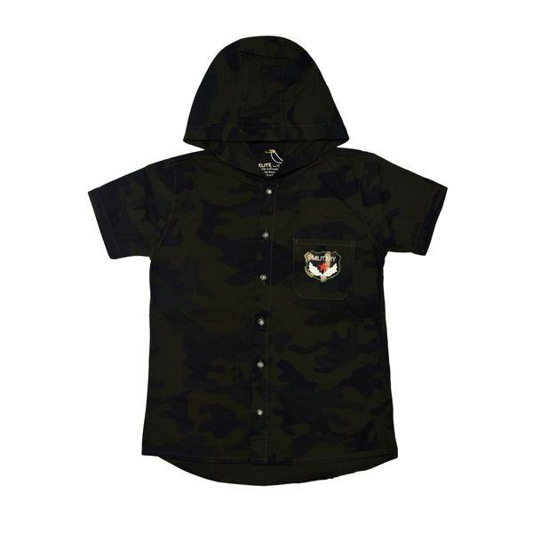 پیراهن پسرانه الیت مدل 1-613