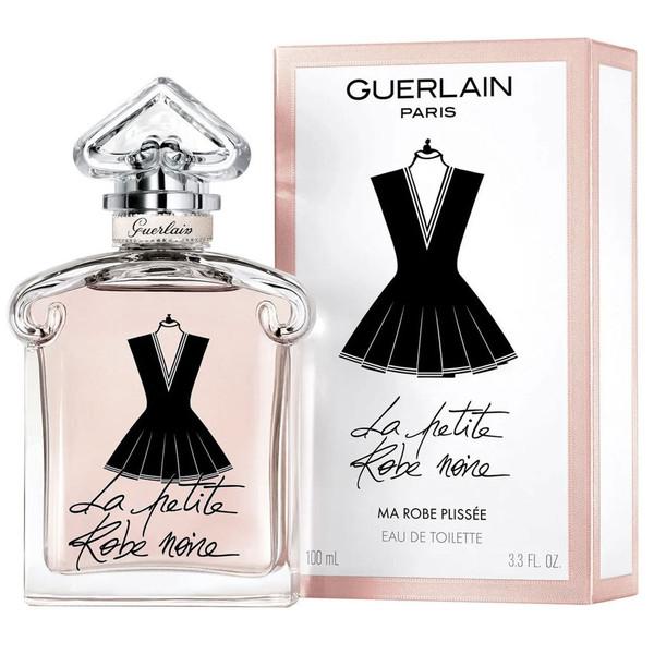 ادو تویلت زنانه گرلن مدل La Petite Robe Noir Ma Robe Plissee حجم 100 میلی لیتر