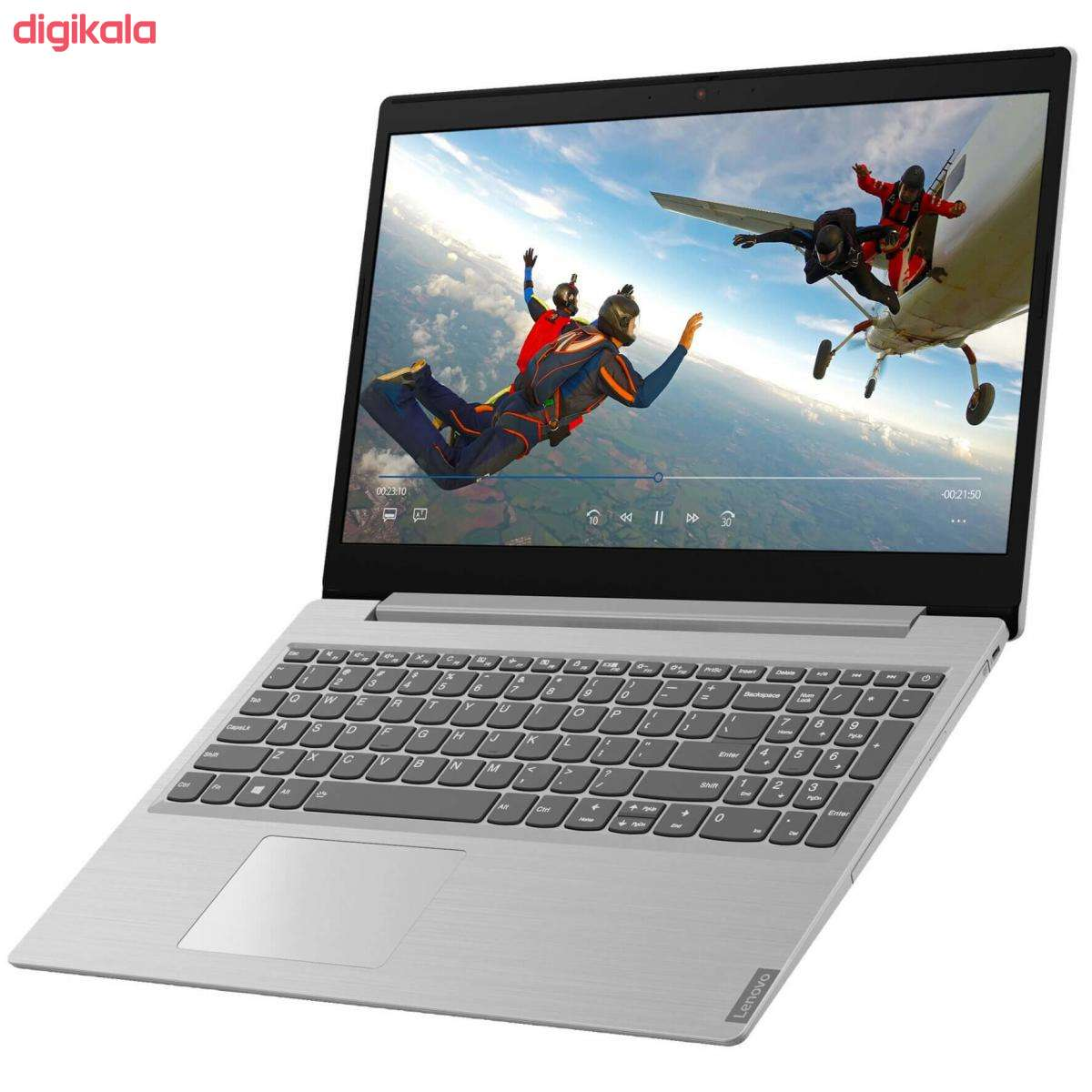 لپ تاپ 15.6 اینچی لنوو مدل Ideapad L3 CEL