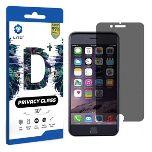 محافظ صفحه نمایش حریم شخصی لیتوو مدل PCY مناسب برای گوشی موبایل اپل iPhone  7Plus/8Plus
