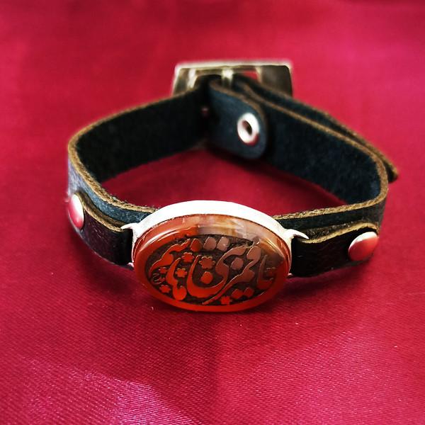 دستبند نقره سلین کالا مدل ce-san1