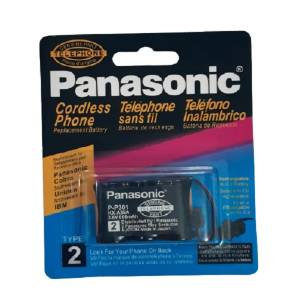 باتری تلفن بی سیم پاناسونیک مدل P-P301 PA/1B