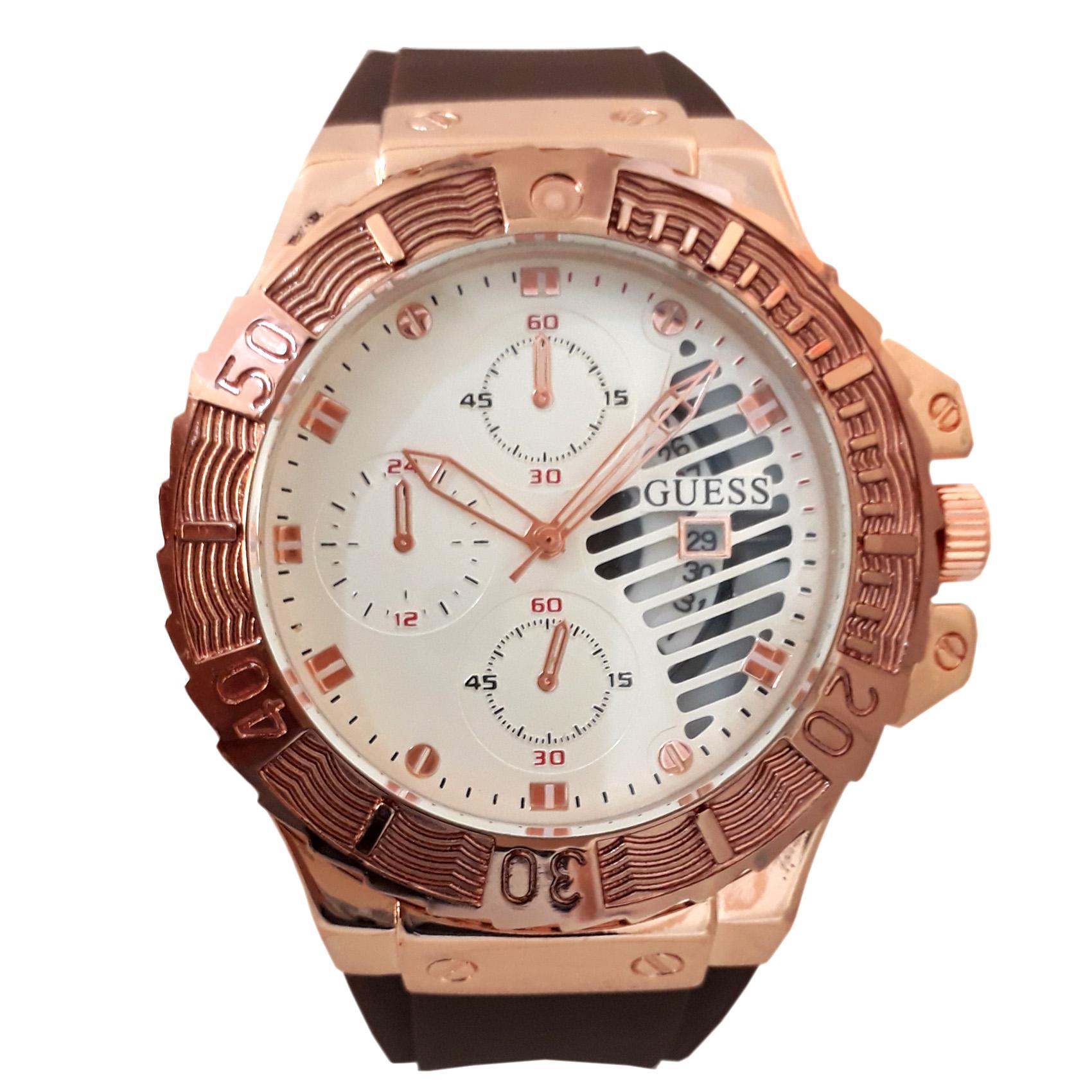 ساعت مچی عقربهای مردانه کد 1              اصل