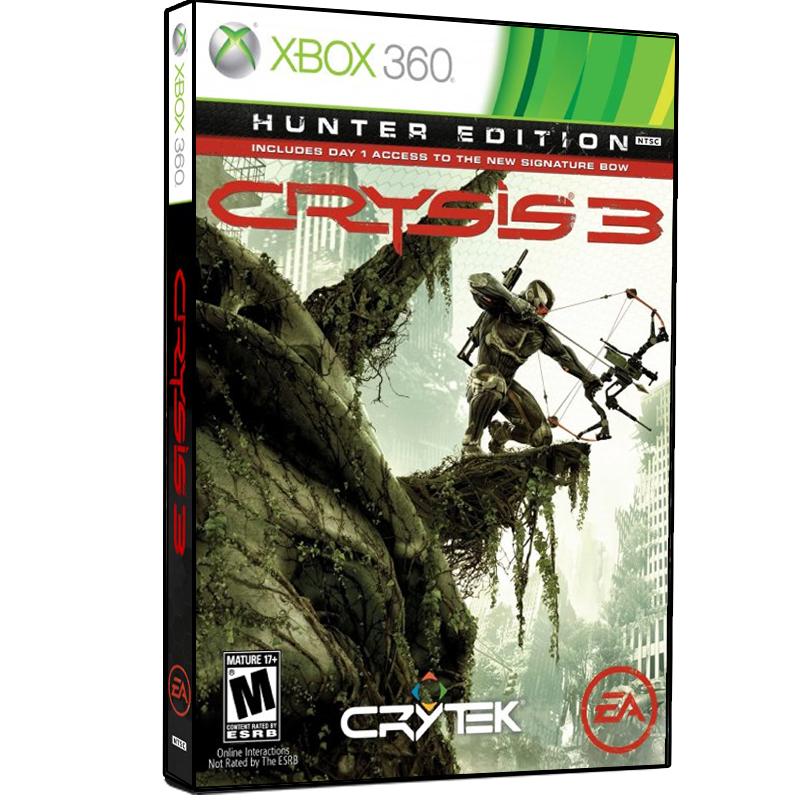بررسی و {خرید با تخفیف}                                     بازی Crysis 3 مخصوص Xbox 360                              اصل