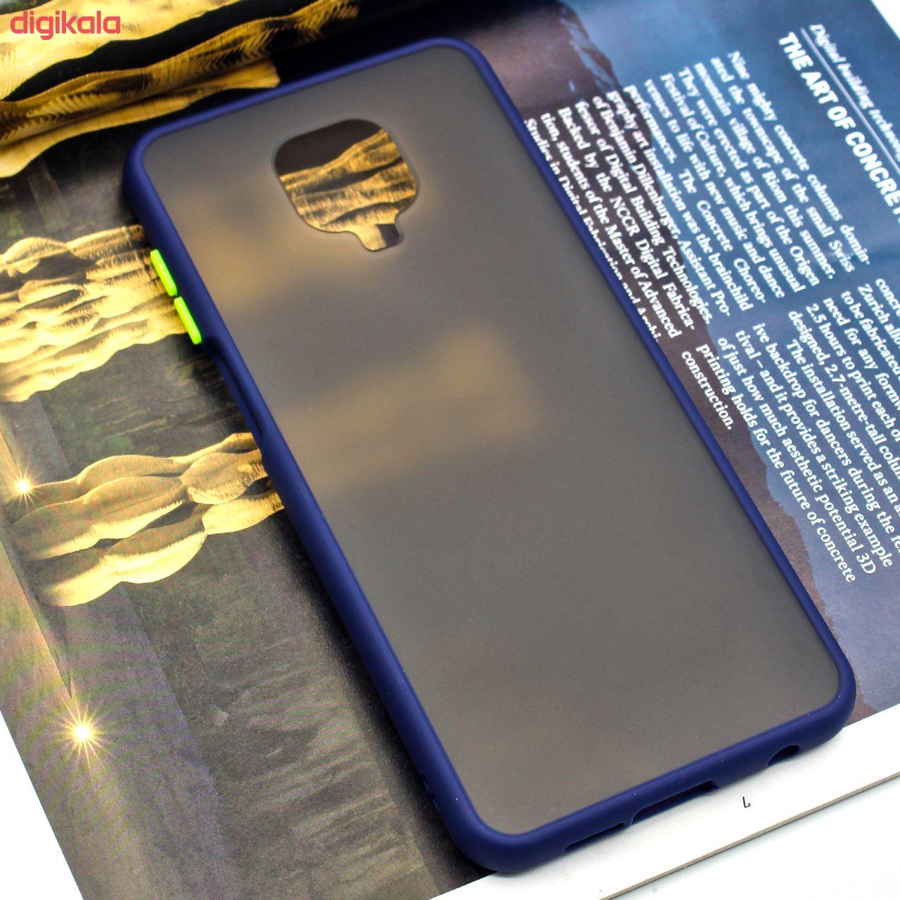 کاور لاین کینگ مدل M21 مناسب برای گوشی موبایل شیائومی Redmi Note 9S / Note 9 Pro / Note 9 Pro Max main 1 5