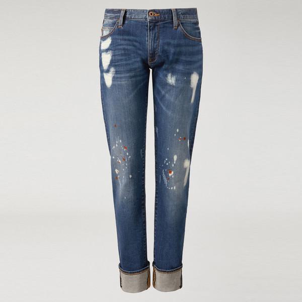 شلوار جین مردانه امپریو آرمانی مدل 3Z1J101D78Z-0941
