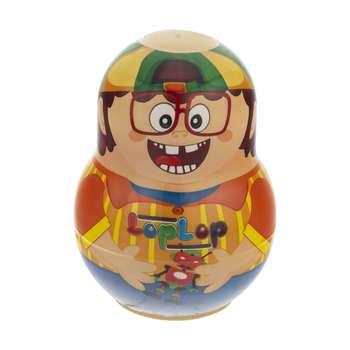 خوراکی شانسی لپ لپ طرح پسر عینکی