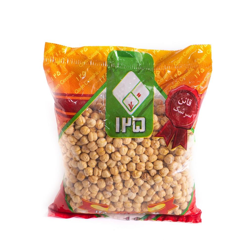 125 chickpeas , 400 g
