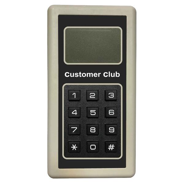 دستگاه ذخیره ساز شماره تماس مشتریان مدل 2019