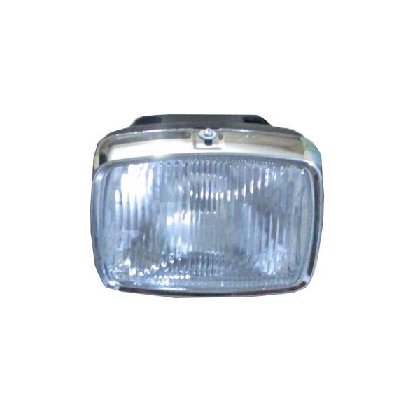 چراغ جلو موتور سیکلت مدل سبلان کد D-A01A05A002 مناسب برای CDI 125