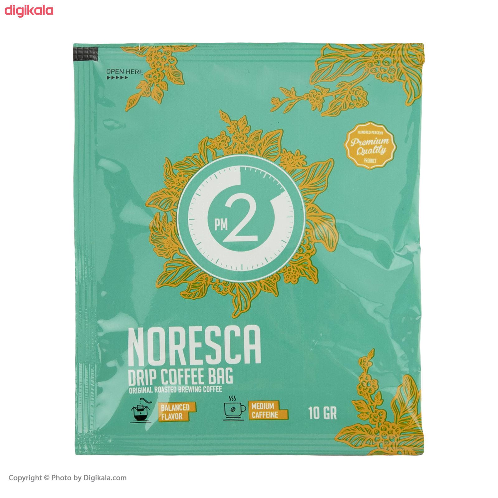 قهوه نورسکا ترکیبی بن مانو - بسته 24 عددی main 1 4