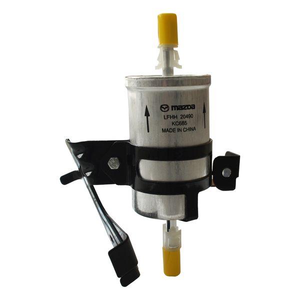 فیلتر بنزین مزدا مدل LFHH-204-90 مناسب برای مزدا 3