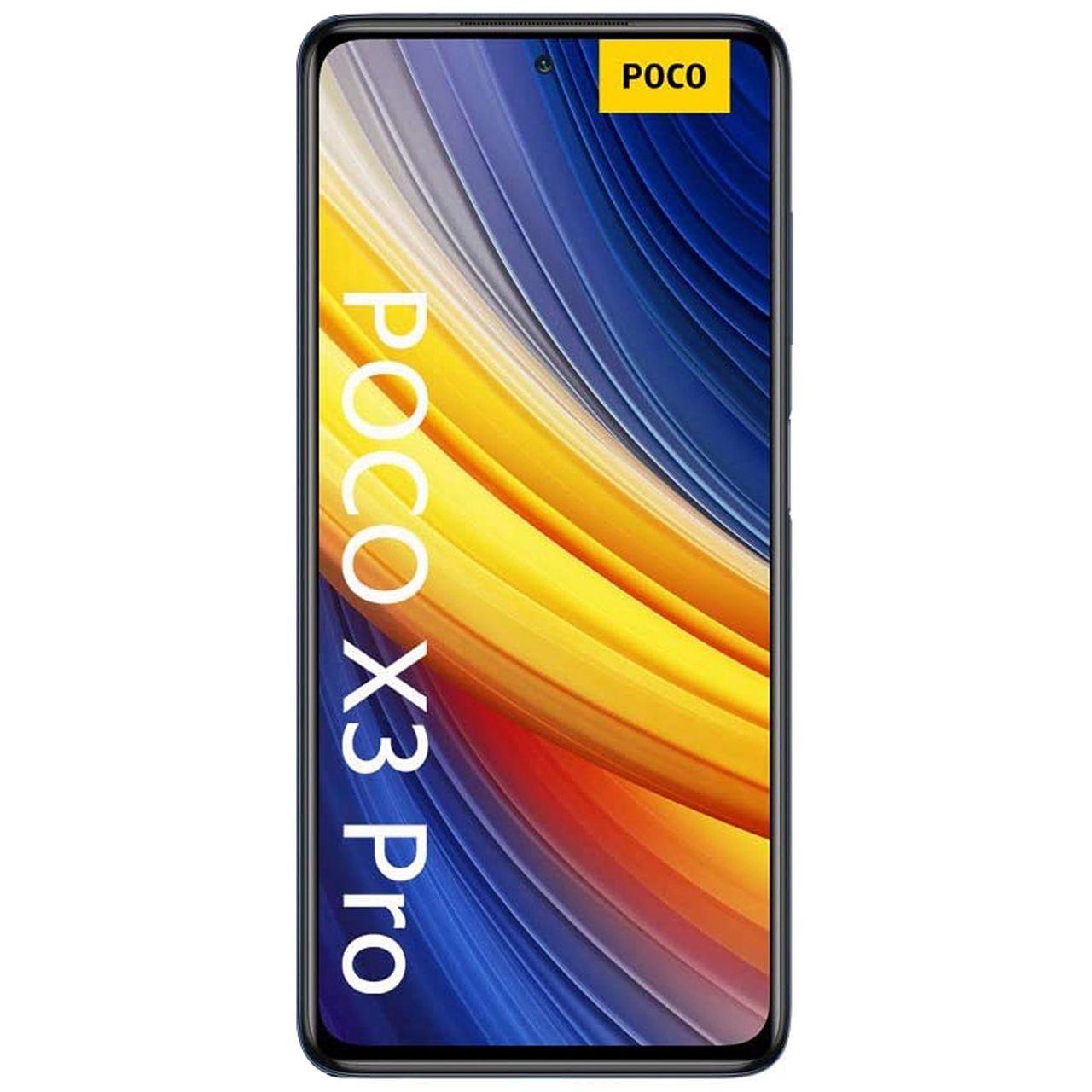گوشی موبایل شیائومی مدل POCO X3 Pro M2102J20SG دو سیم کارت ظرفیت 256 گیگابایت و 8 گیگابایت رم