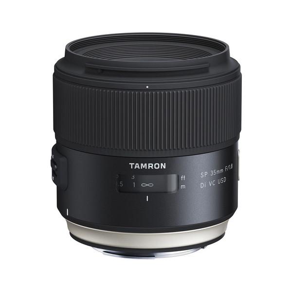 لنز تامرون مدل SP 35mm F/1.8 Di VC USD مناسب برای دوربینهای کانن