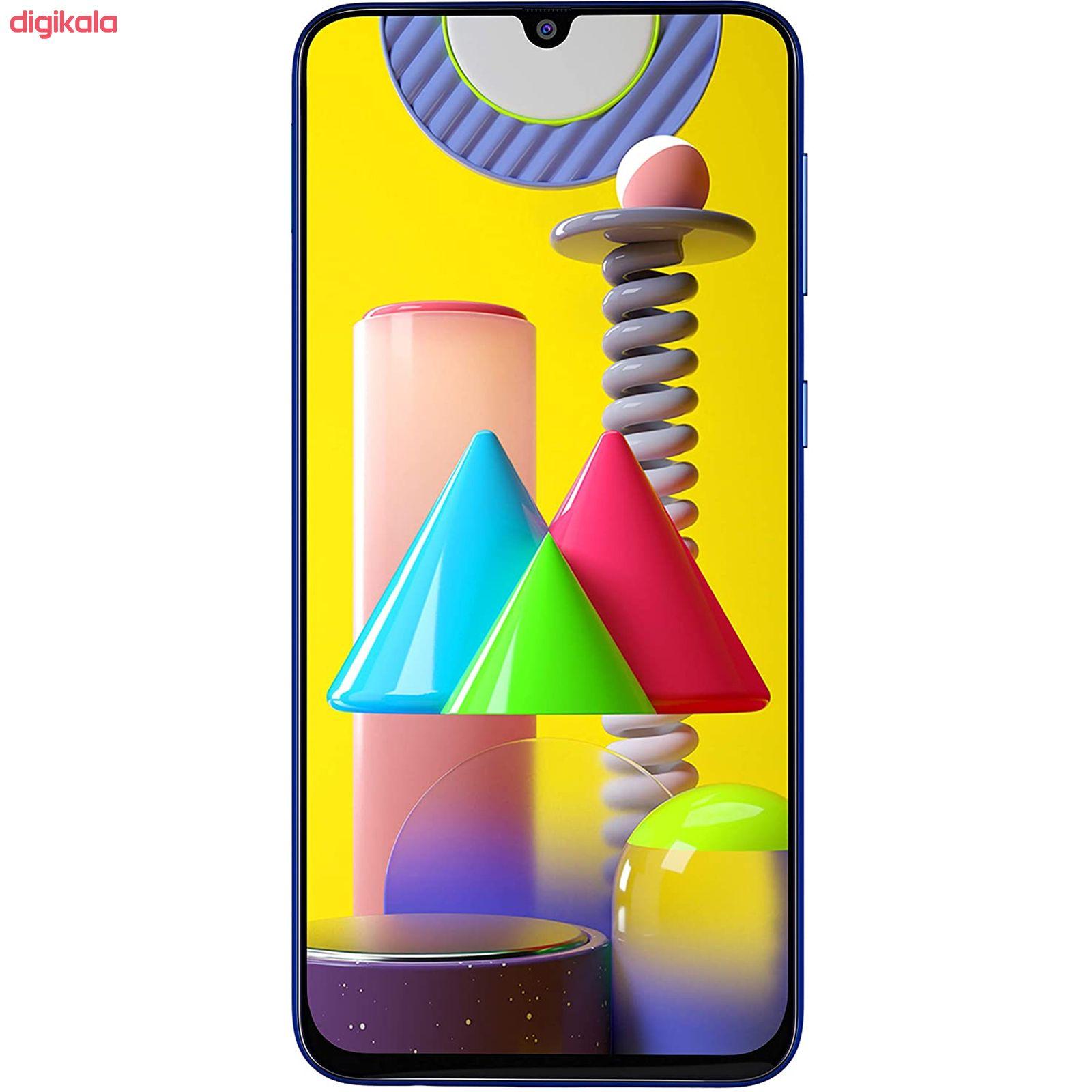 گوشی موبایل سامسونگ مدل Galaxy M31 SM-M315F/DSN دو سیم کارت ظرفیت 128گیگابایت  main 1 1
