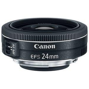 لنز دوربین کانن مدل EF-S 24mm f/2.8  STM for Canon Cameras